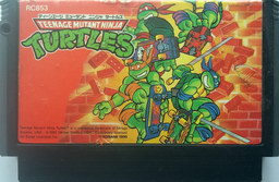 Teenage Mutant Ninja Turtles [famicom]